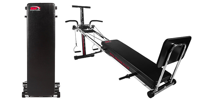 Luxury Bayou Fitness total Trainer 4000 Xl Home Gym