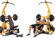 Powertec Fitness Workbench Levergym