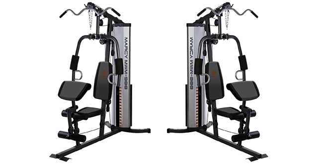 Marcy 150 Pound Home Gym Review Best Home Gym