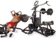 Body Solid SBL460P4 Freeweight Leverage Gym