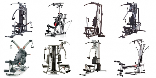 What are the best home gyms to buy in
