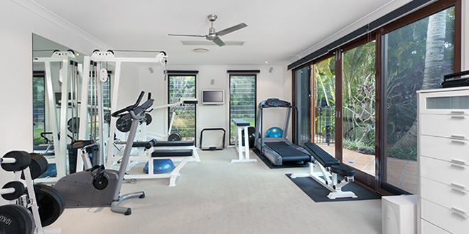 How to build the perfect home gym for you