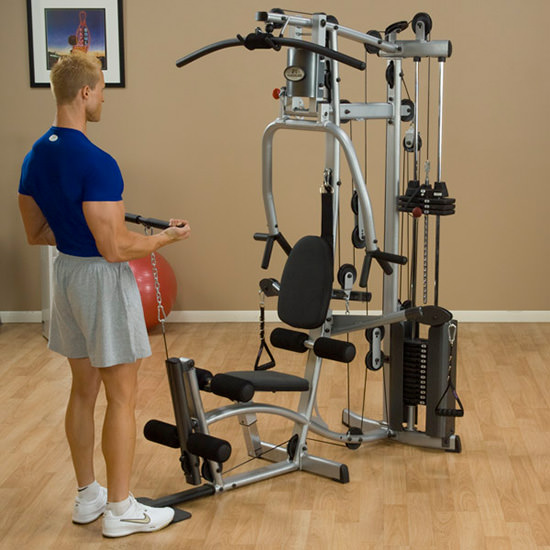 5 simple mass building exercises for home gym users