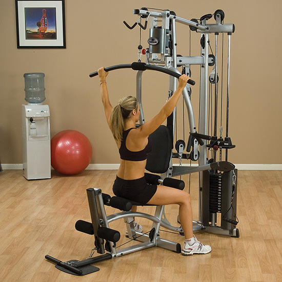 home-gym-lat-pulldowns