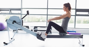 Rowing Machine in Your Home Gym