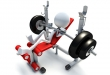 Home gym equipment vs. free weights