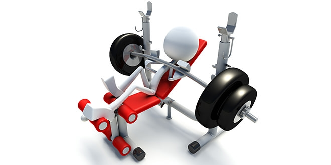 Home gym equipment vs free weights best