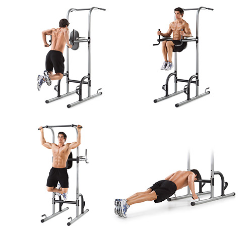 Weider power tower review best home gym