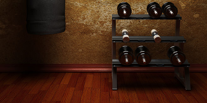 How to choose the best home gym flooring