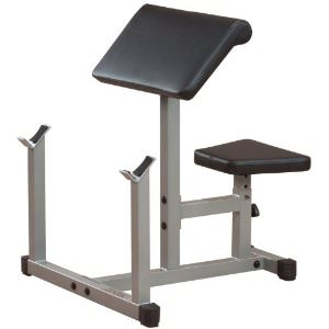 biceps curl bench