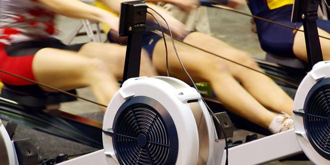 Rowing machine workouts