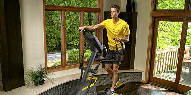 Elliptical trainer workouts