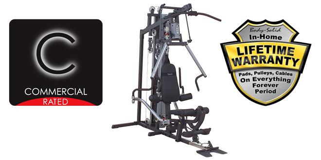 Body-Solid G6B Home Gym