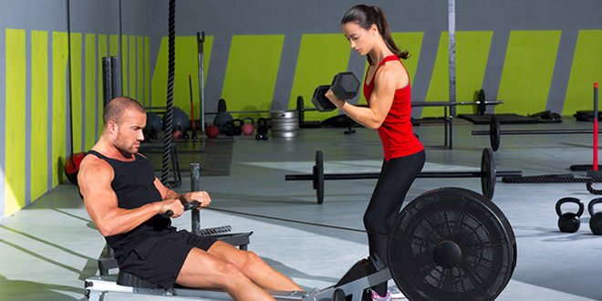 Free weights vs Resistance Machines